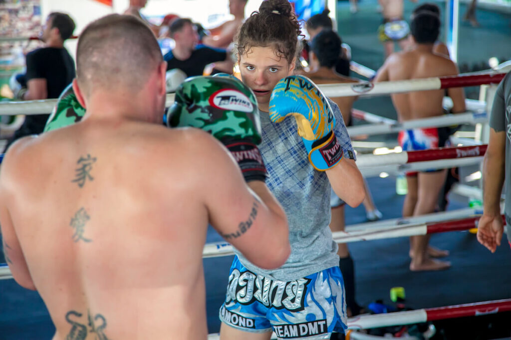 Sport of Muay Thai for Good Health